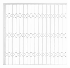 Picture of Alu-Glide Security Gate 2200mm x 2150mm White