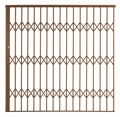 Picture of Alu-Glide Security Gate 2200mm x 2150mm Bronze
