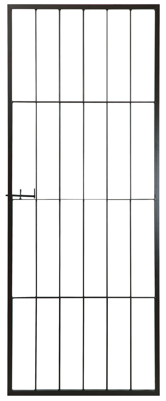 Picture of Econo Bronze Shootbolt Security Gate 770mm x 1950mm