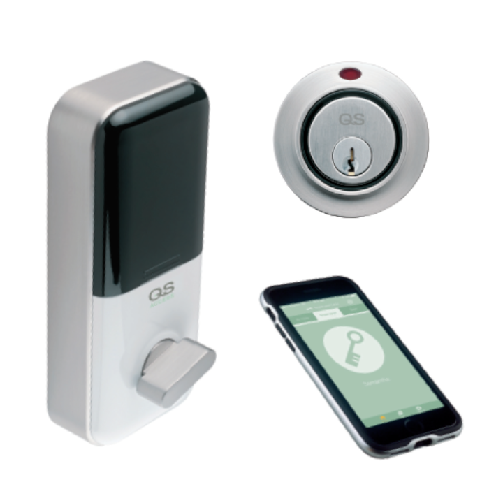 Picture of QSX3100 electronic smart lock