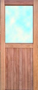 Picture of Full pane Top Frame & Ledge Bottom 813 X 2032